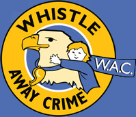 Whistle Away Crime