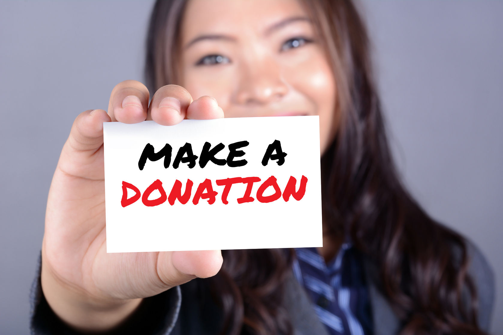 3 Ways to Donate